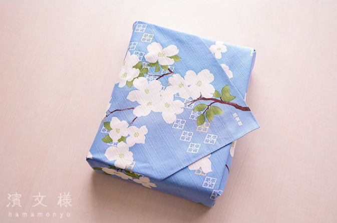 濱文様 日本手帕